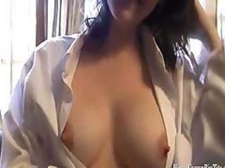 Shoot Your Hot Cum All Over My Big Titties