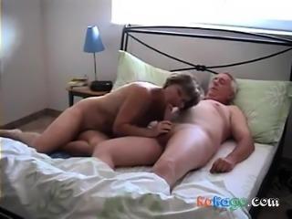 Nice amateur mature couple
