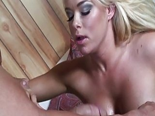 All up in Crista Moore's pussy