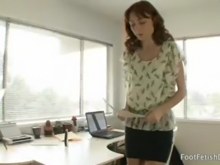 Zoe Voss Foot Fetish