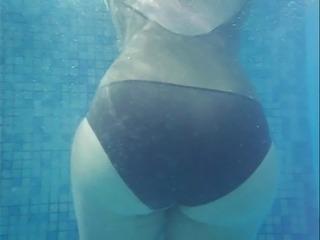 Big Mix Of Underwater Masturbating No.7