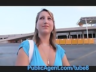 PublicAgent Does she really think she is a model