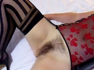 hairy thick wife