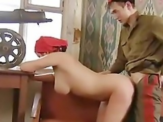 Bbw Big Tit Russian Getting A Good Hard Fucking russian cumshots swallow