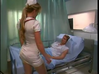 Babe Nurse in stockings Fuck Pa ... free