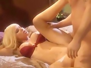 Blonde Deep Throats and Gets Smashed