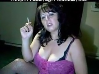 Busty Mommy Tells You To Cum While She Smokes  By Fireice bdsm bondage slave...