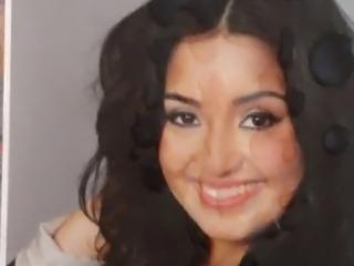 bahar kizil monrose turkish singer tribute cumshot