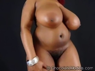 Dolly Martin - Huge boobs in blue dress free