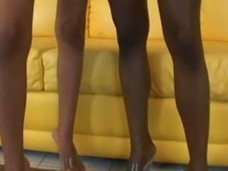 Lacey DuValle & India - Monique's Bad Azz #1: Scene #4