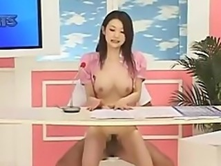 Azumi Mizushima News Reporter Fuck
