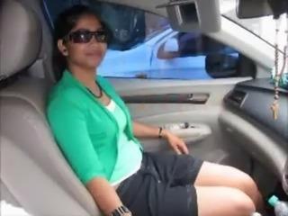 Bangladeshi GF Fucked In Car By Her Boyfriend On Fist Date free