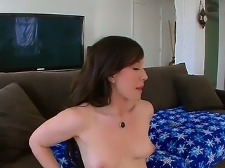 Beautiful curve Jennifer White undresses demonstrating