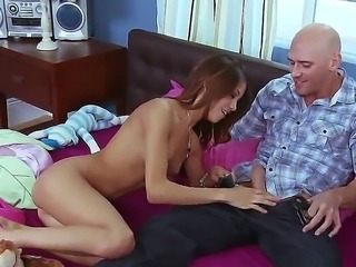 When Johnny Sins finds that his best friends sis is one of those...