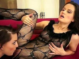 The recipe of an amazing climax is simple. Take a bit of gentle pussy...