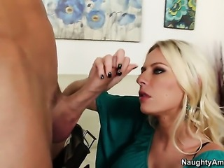 Johnny Sins is horny as hell and cant wait any longer to bang fuck hungry...