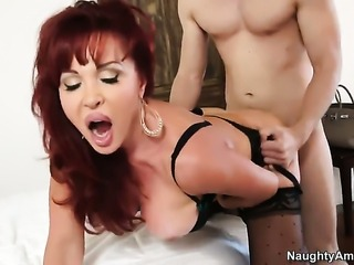 Chica Sexy Vanessa learns more about hardcore sex from horny dude Danny Wylde