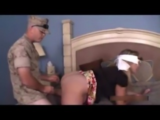 Marine son fucked mother free