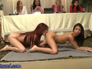 Pussy fingering lesbians licking and rimming