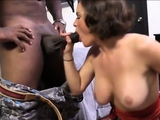 Huge boobs whore Krissy Lynn anal fucked and cum swallows