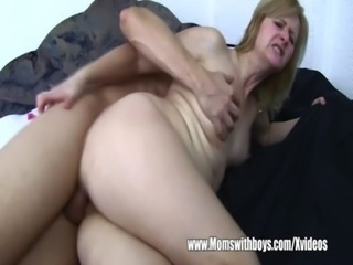 Stepmom Punishes Son For Having A Computer Full Of Porn free