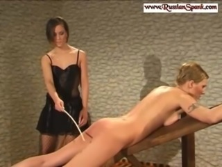 Hard Spanking - Humiliated Bitches free