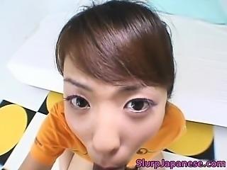 Mao Tachibana hot Japanese doll gives