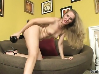 Unbelievably hot slut Sara James and horny guy both have fierce appetite for...