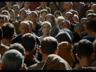 Lena Headey nude - Game of Thrones S05E10