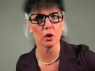 Fuck from DOM-MATCH.COM - Mature teacher takes maters in han