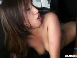 With juicy bottom is good on her way to satisfy her bang buddy with her hot...