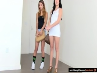 Megan and her GF casting free
