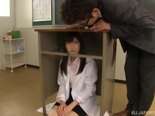 japanese teacher fucked by students