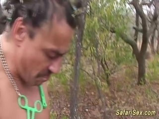 extreme sex safari fetish sex