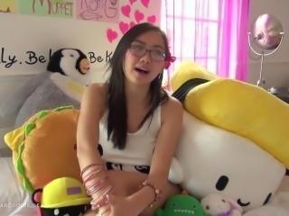 About British Asian Teen Harriet Sugarcookie SFW site intro