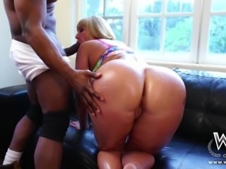 Phat Ass Interracial Anal Mature Melanie Monroe