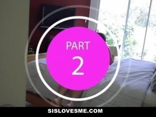 SisLovesMe - Sis Fucked By Sleepwalking Brother