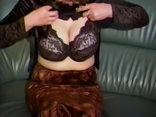 Mom's huge lactating boobs need relief 1