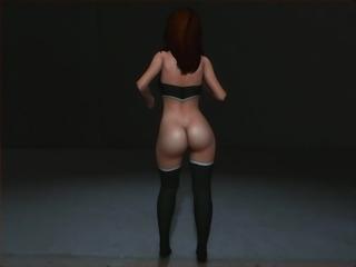Dance Video Workout 3D