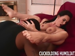 His huge cock can do everything yours cant