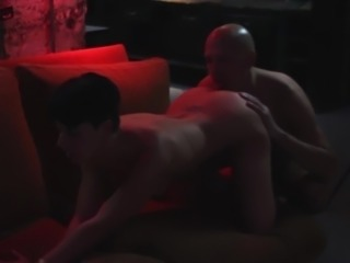 Real Couple having passionate sex