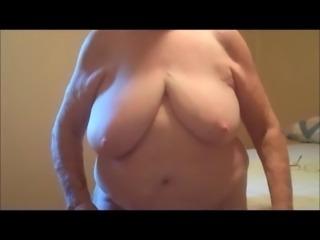 Big tits granny gets fucked