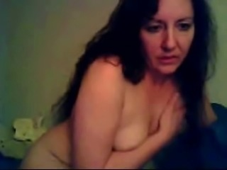 Hot milf fucking me on cam 1