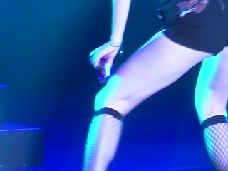 HyunA change fancam