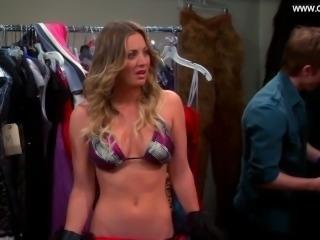 Kaley Cuoco - Bikini, Big Boobs - The Big Bang Theory s07e19 (2014)