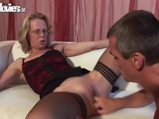 FUN MOVIES German Mom having Fun