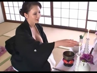 Beautiful Japanese MILF