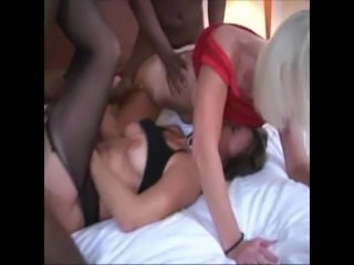 Cuck Wife & Lez Mistress