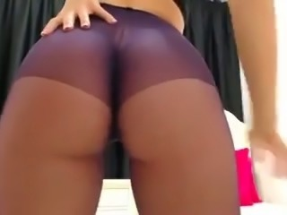 Her big deliciously tight ass makes this beauty absolutely irresistible