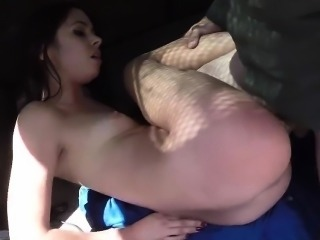 Police woman bbc gangbang xxx Pale Cutie Banging on the Bord